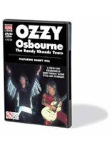 Ozzy Osbourne - The Randy Rhoads Years - A Step-By-Step Breakdown of Randy Rhoads' Guitar Styles and Techniques - DVD