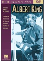 Andy Aledort - Albert King - Guitar Signature Licks DVD - DVD
