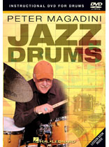 Peter Magadini - Jazz Drums - DVD