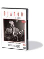 Django Reinhardt - Django - A Jazz Tribute - DVD