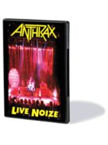Anthrax - Live Noize - DVD