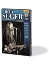 Bob Seger - Bob Seger - Guitar Play-Along DVD Volume 18 - DVD
