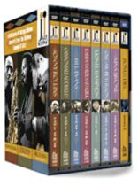 Jazz Icons 4 Boxed Set - DVD