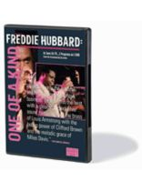 Freddie Hubbard - Freddie Hubbard - One of a Kind - DVD