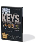 Tom Brooks - Keys and Music Theory - Christian Musician Summit - Tom Brooks Keyboard Master Class: The Language of Music - DVD