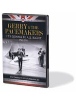 Gerry & the Pacemakers - Gerry & The Pacemakers - It's Gonna Be All Right: 1963-1965 - British Invasion Series - DVD