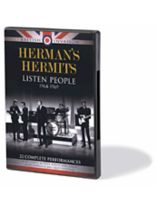 Herman's Hermits - Herman's Hermits - Listen People: 1964-1969 - British Invasion Series - DVD
