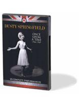 Dusty Springfield - Dusty Springfield - Once Upon a Time: 1964-1969 - British Invasion Series - DVD