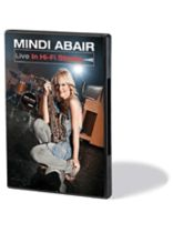 Mindi Abair - Mindi Abair - Live in Hi-Fi Stereo - DVD