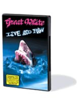 Great White - Great White - Live and Raw - DVD