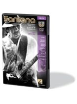Santana - Santana - Guitar Play-Along DVD Volume 36 - DVD