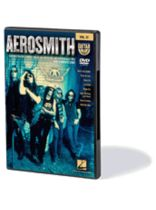 Aerosmith - Aerosmith - Guitar Play-Along DVD Volume 37 - DVD