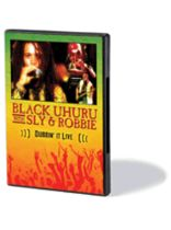 Black Uhuru - Black Uhuru with Sly and Robbie - Dubbin' It Live - DVD