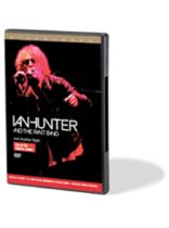 Ian Hunter - Ian Hunter and the Rant Band - Just Another Night - DVD