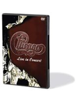 Chicago - Chicago - Live in Concert - DVD - DVD