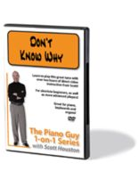 Norah Jones - The Piano Guy 1-on-1 Series - Don't Know Why - DVD