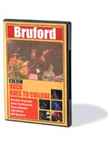 Bill Bruford - Bruford - Rock Goes to College - DVD