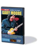 Learn to Play Gary Moore - DVD & CD - DVD