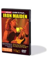 Learn to Play Iron Maiden - DVD