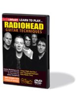 Learn to Play Radiohead - DVD