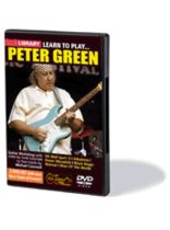 Learn to Play Peter Green - DVD