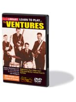 Learn to Play The Ventures - DVD