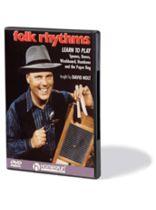 David Holt - Folk Rhythms - DVD - DVD