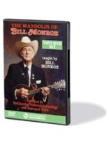 Bill Monroe - The Mandolin of Bill Monroe - DVD