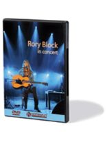 Rory Block - Rory Block In Concert - Live At the Sheldon Concert Hall - DVD