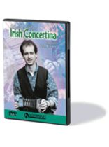 John Williams - Learn To Play Irish Concertina - DVD