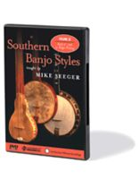 Mike Seeger - Southern Banjo Styles - DVD Two - DVD
