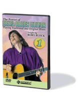 Rory Block - The Power of Delta Blues Guitar - DVD One - DVD