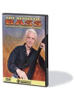 Gary Peacock - The Acoustic Bass - Musicianship and Improvisational Techniques - DVD