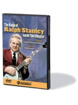 Ralph Stanley - The Banjo of Ralph Stanley - From Old-Time To Bluegrass - DVD