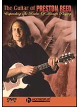 Preston Reed - The Guitar of Preston Reed - Expanding the Realm of Acoustic Playing - DVD