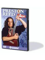 Preston Reed In Concert - DVD