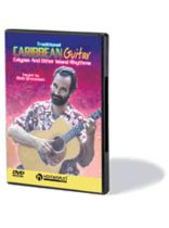 Bob Brozman - Traditional Caribbean Guitar - Calypso & Other Island Rhythms - DVD