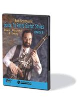 Bob Brozman - Bob Brozman's Guide To Roots Guitar Styles - DVD One - DVD