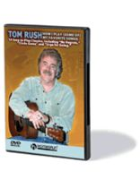 Tom Rush - Tom Rush - How I Play (Some of) My Favorite Songs - 10 Easy-To-Play Classics - DVD - DVD