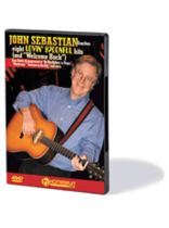 The Lovin' Spoonful - John Sebastian Teaches Eight Lovin' Spoonful Hits and Welcome Back - Easy Guitar Arrangements - DVD