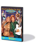 Electric Guitar for Kids - DVD 1 - DVD One: Getting Started for Ages 9 and Up - DVD