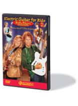 Electric Guitar for Kids - DVD Two: Really Playing! for Ages 9 and Up - DVD