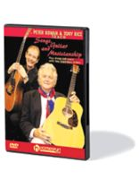 Peter Rowan and Tony Rice Teach Songs, Guitar, and Musicianship - Play Along and Learn With Two Legendary Artists - DVD