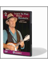 Learn To Play Blues Mandolin - DVD Two - DVD