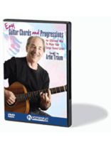 Artie Traum - Easy Guitar Chords and Progressions - DVD