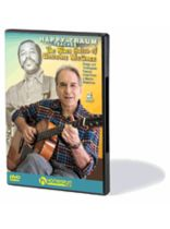 Brownie McGhee - Happy Traum Teaches the Blues Guitar of Brownie Mcghee - Songs and Techniques Passed Down From a Master Bluesman - DVD