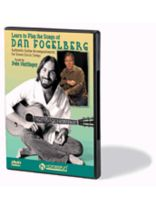 Dan Fogelberg - Learn to Play the Songs of Dan Fogelberg - Authentic Guitar Accompaniments for 7 Classic Songs - DVD