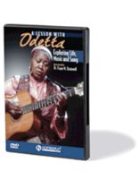 Odetta - A Lesson with Odetta - Exploring Life, Music and Song - DVD