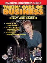 Randy Bachman - Inspiring Drummers Series: Takin' Care of Business - DVD for Drummers - DVD