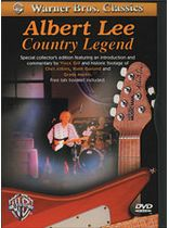 Albert Lee - Albert Lee: Country Legend - DVD
